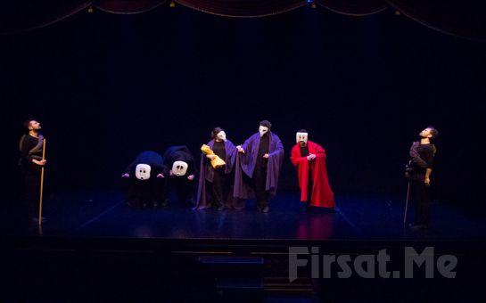 Can Yücel'in Kendine Has Türkçesi İle 'Kafkas Tebeşir Dairesi' Tiyatro Oyunu Bileti