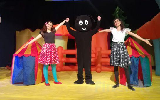 Sazy ve Onzy'nin Hikayesi 'Cesur Karınca Billy' Tiyatro Oyunu Bileti