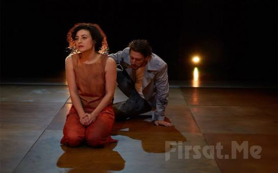 Engin Hepileri ve Nergis Öztürk'ün Muhteşem Oyunculuklarıyla 'Akciğer' Tiyatro Oyunu Bileti