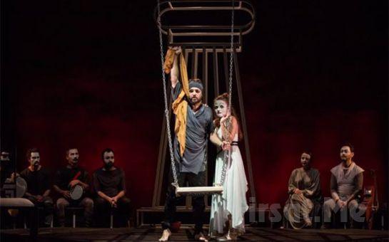 Artemis Tapınağı'nın Yakılmasıyla Oluşan Sınıflar Arası Yangın 'Kundakçı' Tiyatro Oyunu Bileti