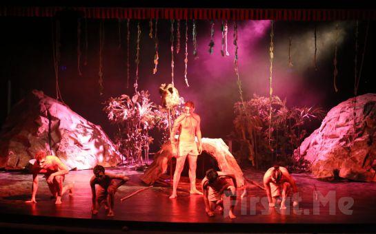 William Golding'in Nobel Ödüllü Romanından Uyarlanan 'Sineklerin Tanrısı' Tiyatro Oyunu Bileti