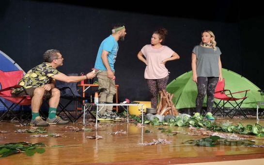 Necmi Yapıcı'nın Yazıp Yönettiği Bir Kahkaha Tufanı 'Ormantik Komedi' Tiyatro Oyunu Bileti