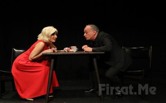 Eğlenceli Bir Şöhret Yolculuğu Hikayesi 'Sekreter' Tiyatro Oyunu Bileti