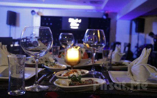 Nakkaştepe Meşk-i Şahane'de 9 Kasım'da Fix Menü Eşliğinde 'İlhan Gül' Galası
