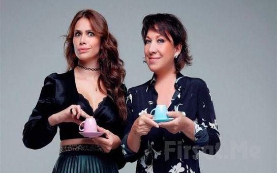 Oya Başar ve Begüm Birgören'in Oynadığı İçimizden, Sımsıcak Bir Komedi 'Plastik Aşklar' Tiyatro Oyunu Bileti
