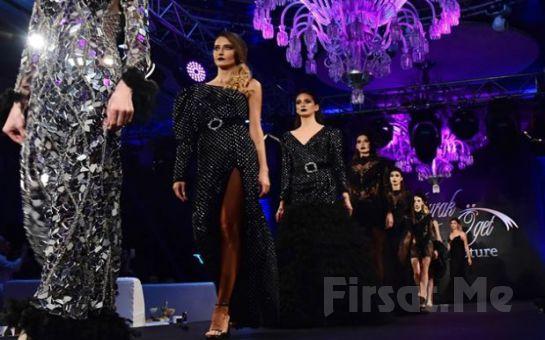 Wyndham Grand İstanbul Kalamış Marina Hotel'de Serkan Kaya Eşliğinde Muhteşem Fashion & Music Show Gecesi