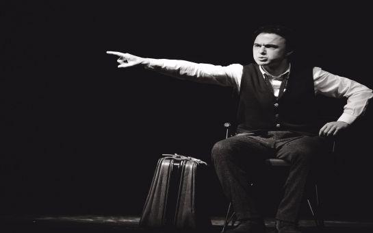 Karısını Öldüren Pozdnışev'in Evlilik Sürecini Anlattığı 'Kreutzer Sonat' Tiyatro Oyunu Bileti