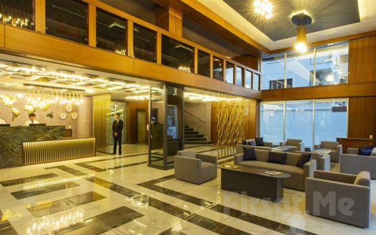 The Bostancı Hotel'de 2 Kişilik Konaklama Seçenekleri
