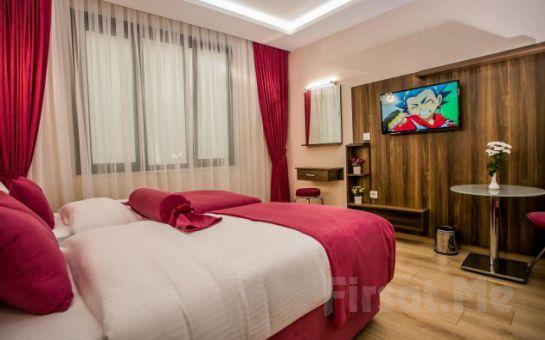 Beyzas Hotel Şişli'nin Konforlu Odalarında 2 Kişilik Konaklama Seçenekleri