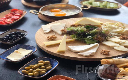 Zeus Cafe & Restaurant Üsküdar'da Canlı Müzik Eşliğinde Leziz Menüleri