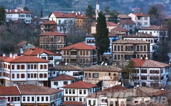 Tatil Bugün'den Kurban Bayramı'na Özel 2 Gece 3 Gün Yarım Pansiyon Konaklamalı Safranbolu, Kastamonu ve Amasra Turu