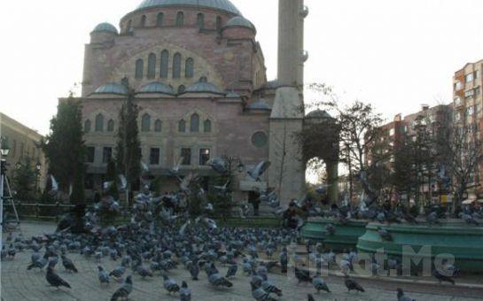 Paytur Turizm'den Kurban Bayramına Özel, 2 Gece 3 Gün Yarım Pansiyon Konaklamalı Eskişehir + Kütahya Turu!