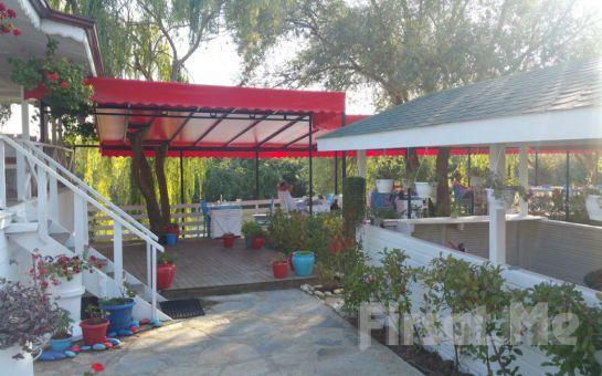 Ağva Sardunya Restaurant'ta Nehir Kenarında Enfes Yemek Menüsü ve Yılbaşı Eğlencesi