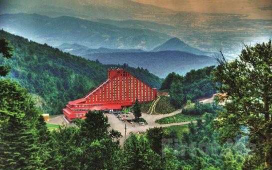 The Green Park Kartepe Resort & Spa'da Yılbaşı Yemeği ve Eğlencesi Dahil 3 Gece Konaklama Paketi