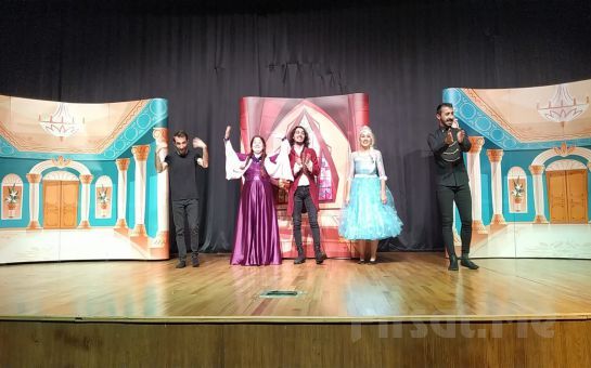 Çocuklarınız İçin 'Bay Mozart Elsa'nın Sarayında' Çocuk Tiyatro Bileti