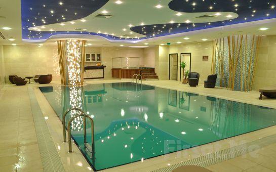 Büyükçekmece Anka Fitness & SPA Merkezi'nden; 30 Dk. Aromaterapi Masajı + 30 Dk. Kese - Köpük Masajı + Tüm Gün Sınırsız SPA ve Tesis Kullanım Fırsatı!