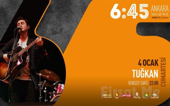 Birbirinden Keyifli Şarkılarla Genç Şarkıcı 'Tuğkan' Konser Bileti