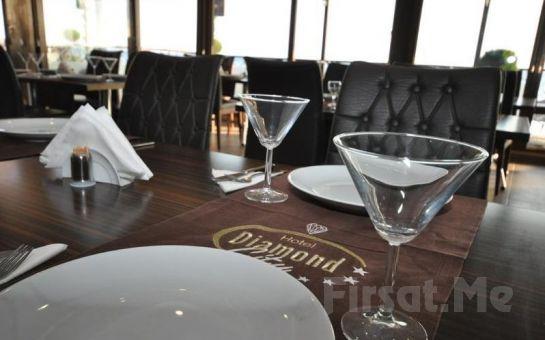 Denize Nazır Kumburgaz Diamond City Hotel'de 2 Kişilik Yılbaşı Eğlencesi ve Konaklama Paketi