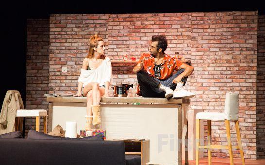 Erkan Kolçak Köstendil'in Yazdığı Bir Sevgisizlik Çağı Hikayesi 'Tezgah' Tiyatro Oyunu
