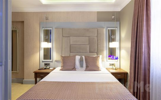 No:2 Hotel Büyükada'da 2 Kişilik Konaklama Seçenekleri