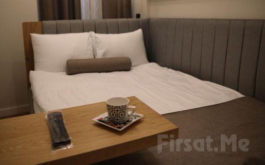 Roomers Hotel Nişantaşı'nda Kahvaltı Dahil 2 Kişilik Konaklama Seçenekleri