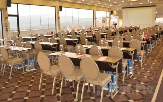 Bolu Karpalas Hotel'de 2 Kişilik Konaklama Seçenekleri