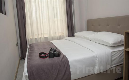 Jurnal Hotel Asmalımescit'te 2 Kişilik Konaklama Keyfi