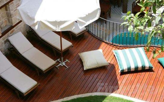Mediterra Art Hotel Kaleiçi Antalya'da Kahvaltı Dahil 2 Kişilik Konaklama Seçenekleri