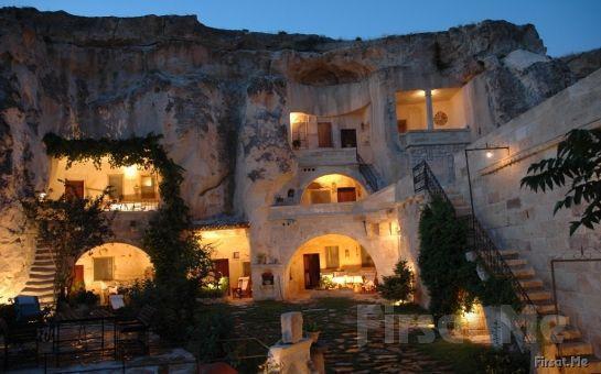 Kurban Bayramı'nda Krizantem Tur'dan 4 Gün 3 Gece Yarım Pansiyon Konaklamalı Kapadokya Turu! (Ek Ücret Yok!)