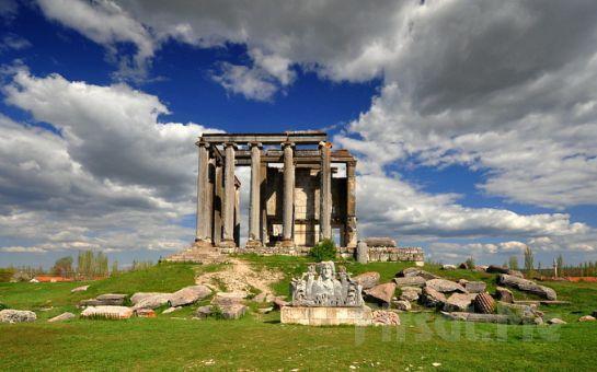 Tatil Bugün'den, 1 Gece 2 Gün Konaklamalı Ayvalık + Cunda + Kazdağları + Yeşilyurt + Adatepe + Zeus Altarı Turu!