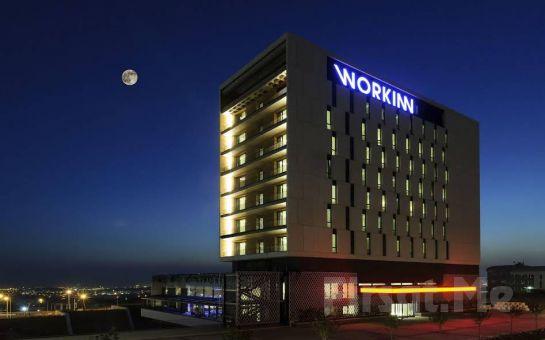 Workinn Hotel Gebze'de 2 Kişilik Konaklama Seçenekleri