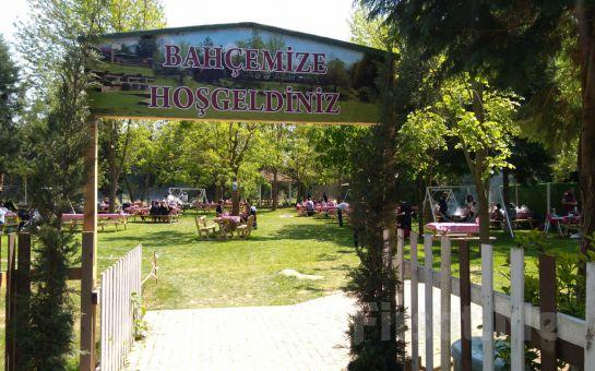 Beykoz Bizim Bahçe Butik Otel'de Doğanın Kalbinde Enfes Serpme Kahvaltı Keyfi