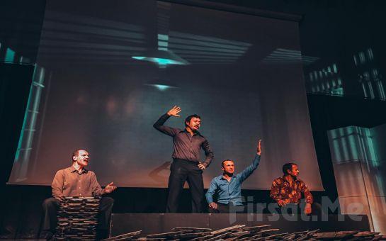 Mahzuni Şerif'in Yaşam Hikayesini Anlatan 'Devr-i Mahzuni' Tiyatro Bileti