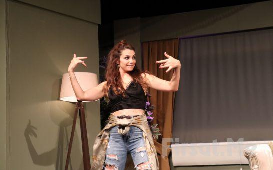 Oya Başar ve Ebru Kural'ın Oynadığı İçimizden, Sımsıcak Bir Komedi 'Plastik Aşklar' Tiyatro Oyunu Bileti