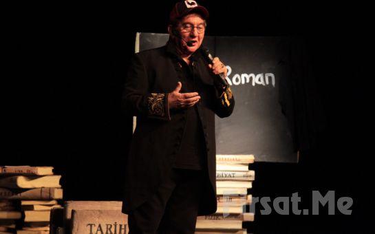 Ali Poyrazoğlu'ndan Yaşamına Dair 'Hayatım Roman' Tiyatro Oyunu Bileti