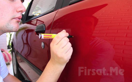 Aracınızdaki Çiziklere Son! Cila Makineli Oto Çizik Onarım Seti Fix it Pro Fırsatı!