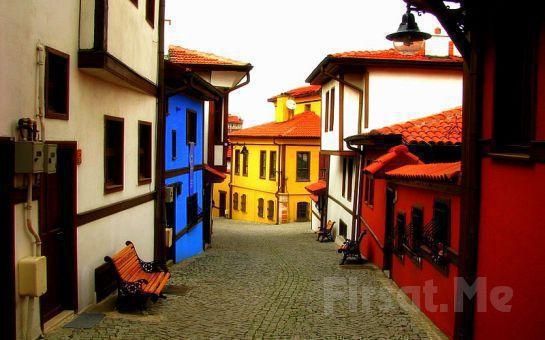 Tarihin Büyülü Sokaklarına Davetlisiniz! Tatil Bugün'den Günübirlik Eskişehir + Odunpazarı Fırsatı!