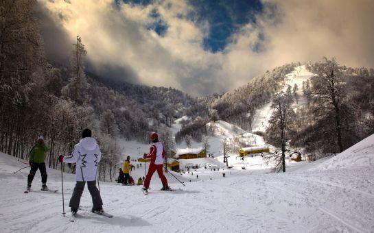 Bu Kış Tatil Bugün'den 2 Gün 1 Gece Yarım Pansiyon Konaklamalı Unutulmaz Kartepe Kayak Turu