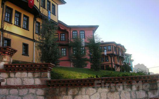 Tarihi Mimarisiyle Eskişehir'e Davetlisiniz Turek Turizm'den Günübirlik Eskişehir, Odunpazarı Turu (Ek Ücret Yok)