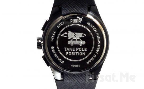 Daha Dinamik Ve Sportif Bir Duruş Sergilemek İsteyenlere Özel Puma PU101961002 Motorsport Erkek Kol Saati!