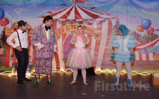 Çocuklarımızın Dostluğun Önemini Daha İyi Anlayacağı 'Bay Şıngır Mıngır' Tiyatro Bileti