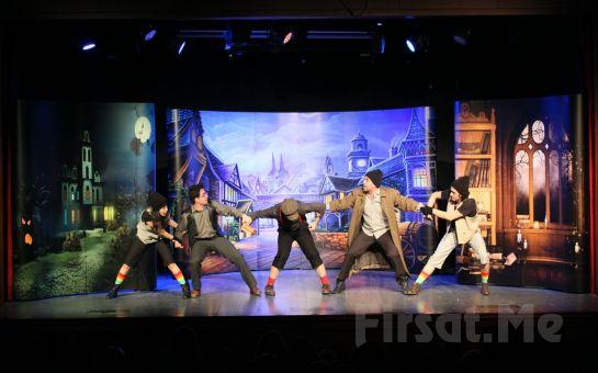 Charles Dickens'ın Ünlü Eseri 'Oliver Twist' Çocuk Tiyatro Bileti