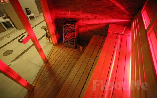 Galata Daru Sultan Spa'da Kese Köpük, Yüz Maskesi ve Masaj Paketleri