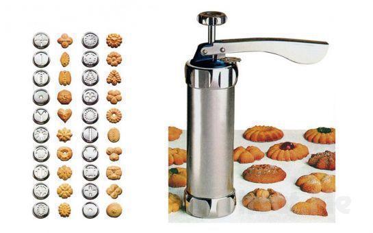 Mutfakta Farklı Şekillerle Görsel Şölen Yapmak İstiyenlere Özel Bisküvi Yapma Makinası Fırsatı
