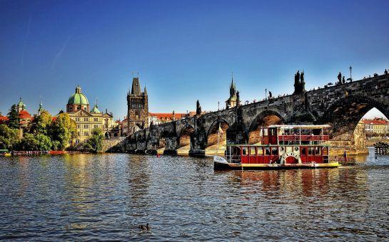 Tatil Büfesi'nden 7 Gece 9 Gün Otobüslü 'Büyük Orta Avrupa Turu'