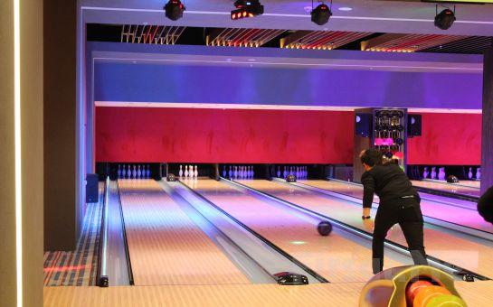 Playland'in Şubelerinde Geçerli Bowling Oyun Bileti