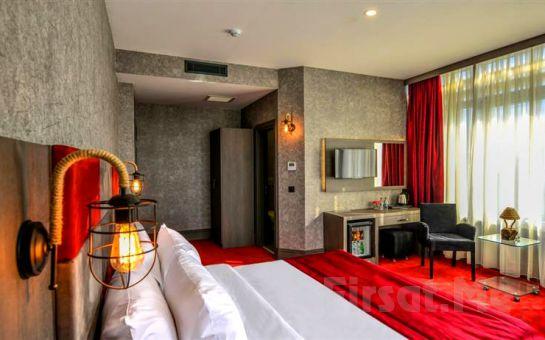 Ataşehir A11 Hotel'de 2 Kişilik Konaklama Keyfi
