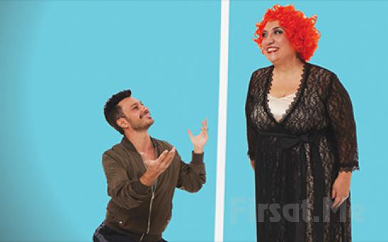 Estetik ve Güzellik Algısına Absürt ve İronik Bir Bakış 'Şişman Güzeldir' Tiyatro Oyunu Bileti