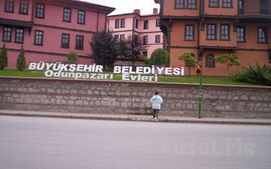 Sevginin ve Sevgilinin Şehri Eskişehir Paytur'dan, Öğlen Yemeği İkramıyla Günübirlik Eskişehir, Odunpazarı Turu (Her Cumartesi Hareketli)