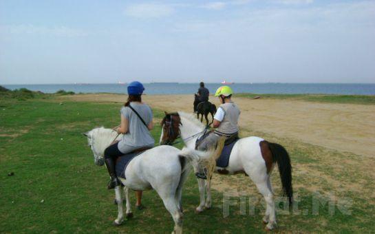 Herkes At Binme Keyfini Doyasıya Yaşasın Diye Atlı Tur'dan At İle İletişim, At Bakımı, At Binme Tekniklerinden Oluşan 2 Derslik Eğitim Fırsatı